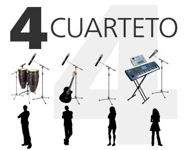 Cuarteto de Música